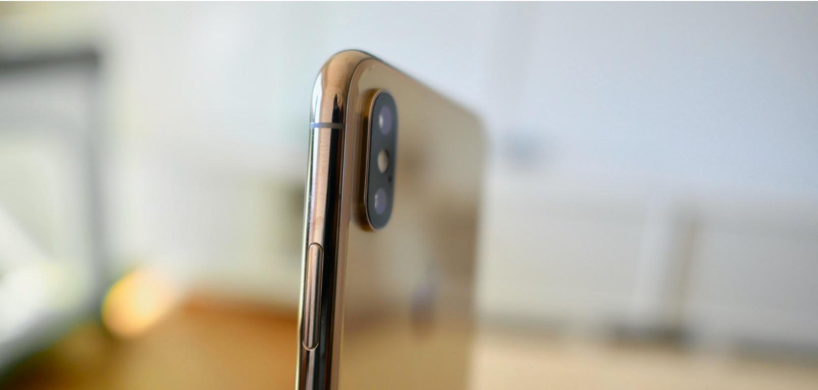 iphone xs max test