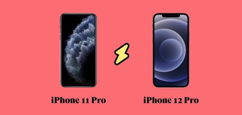 iphone 11 pro vs 12 pro