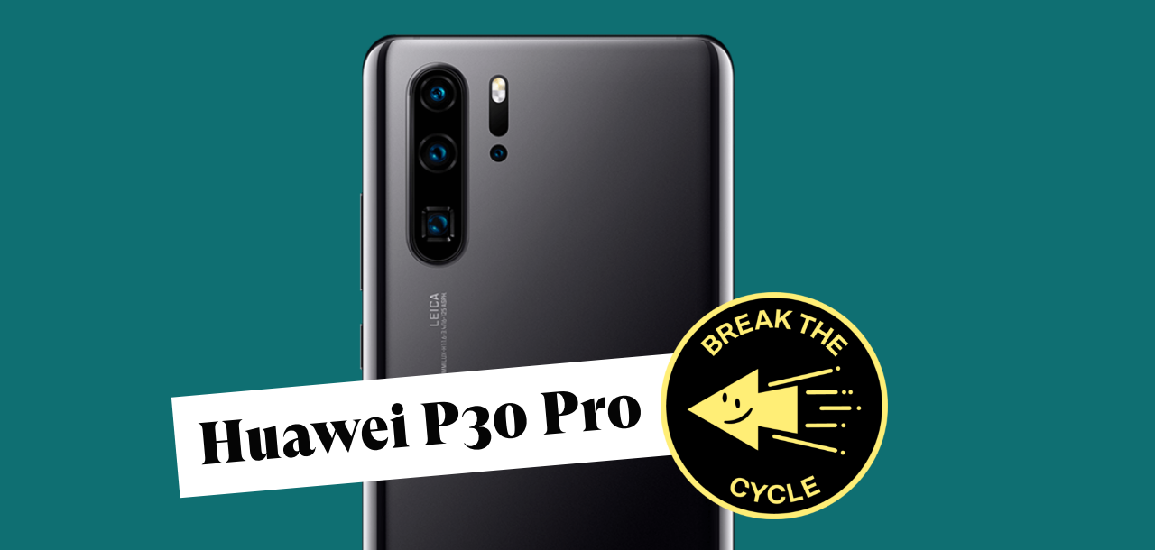 Black Friday Huawei P30 Pro