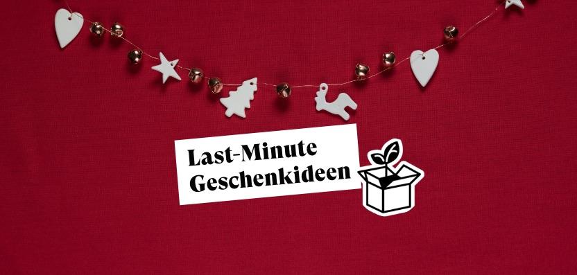 weihnachten last minute geschenke