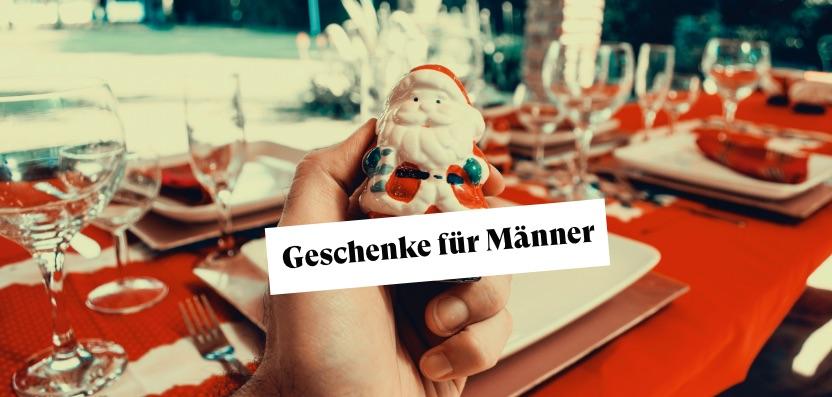 weihnachten geschenke für männer
