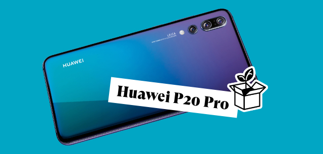 Huawei P20 Pro ohne Vertrag kaufen
