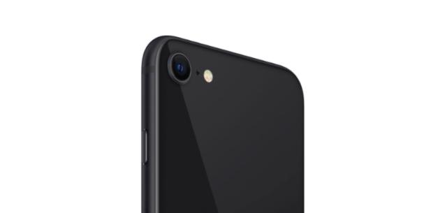 iphone se 2020 ansicht kamera