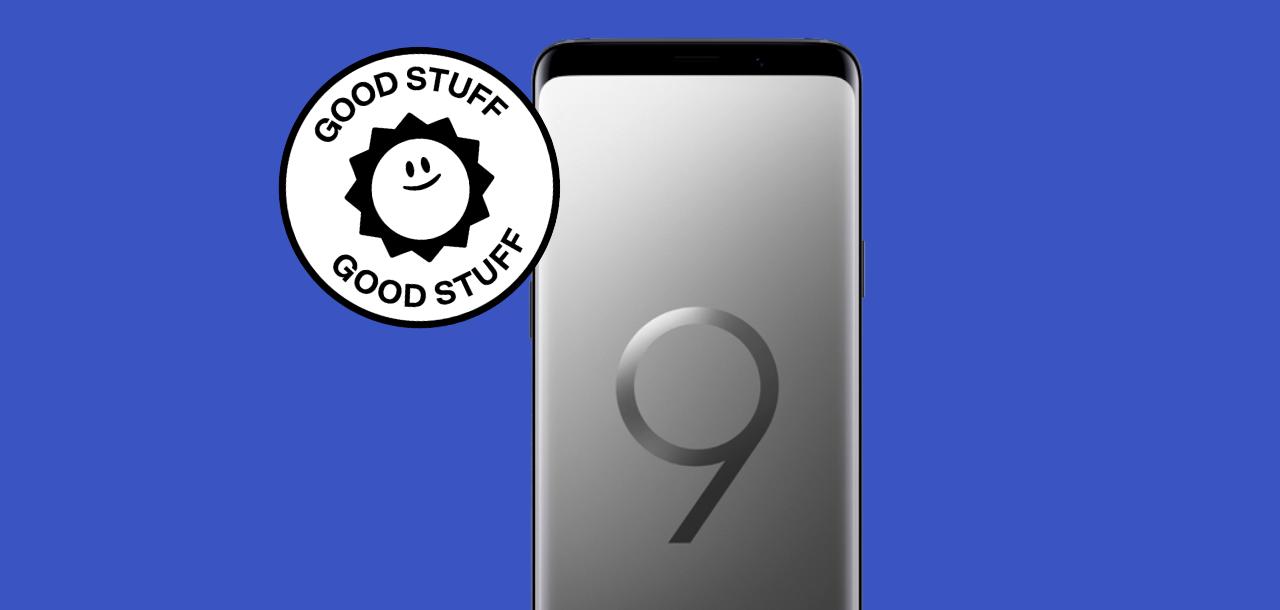 Wie wählt man ein Modell der Samsung Galaxy S9 Serie?