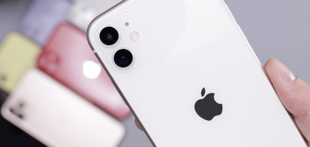 iPhone 11 Test