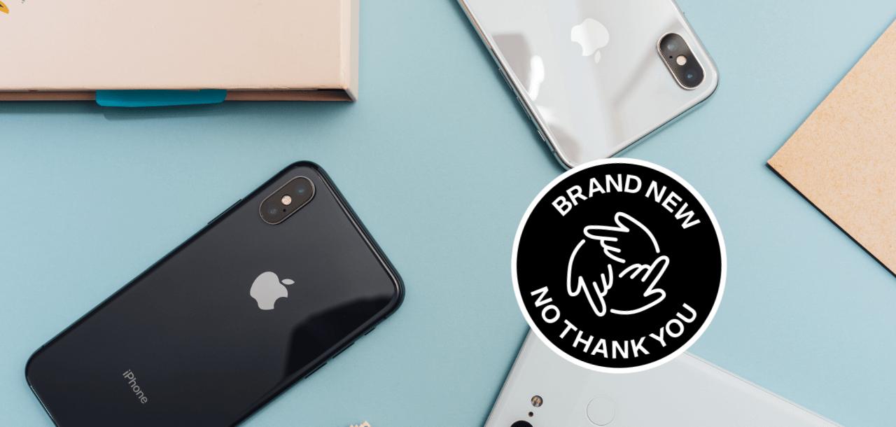Warum ein refurbished iPhone wählen