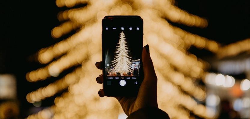 Weihnachten welches iPhone