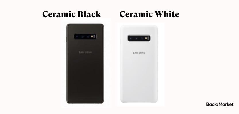 Samsung Galaxy S10 Plus Ceramic Black