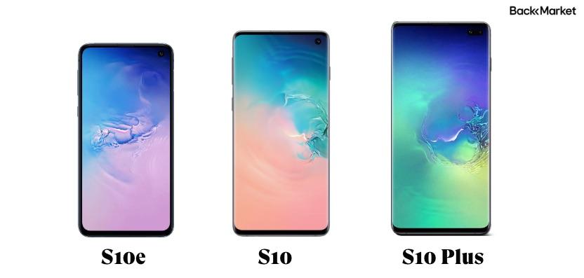 Die Samsung Galaxy S10 Serie