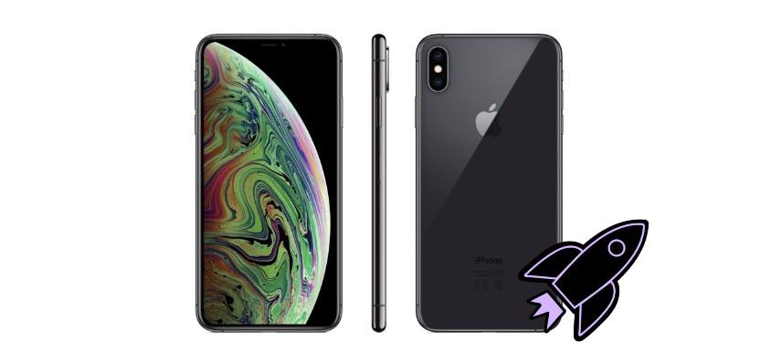 iPhone XS Max von allen Seiten