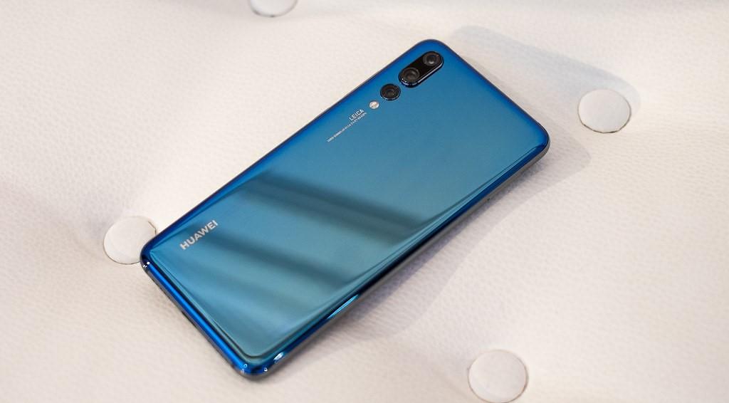 Das Huawei p20 Pro Test