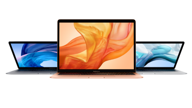 MacBook Air alle Farben