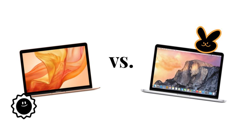 macbook air oder macbook pro