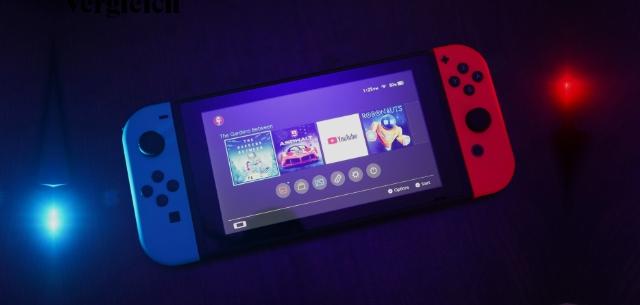 Die Nintendo Switch gebraucht, als mobile Spielkonsole