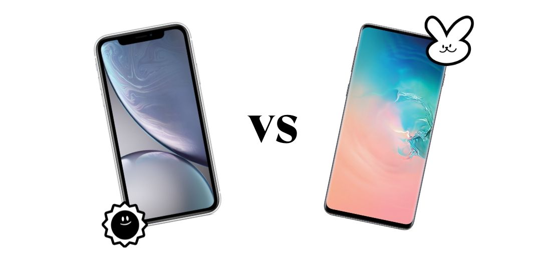 Samsung Galaxy S9 vs iPhone XS