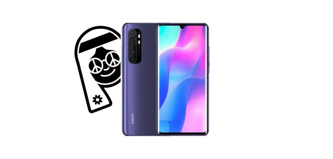 Xiaomi Mi Note 10 reacondicionado