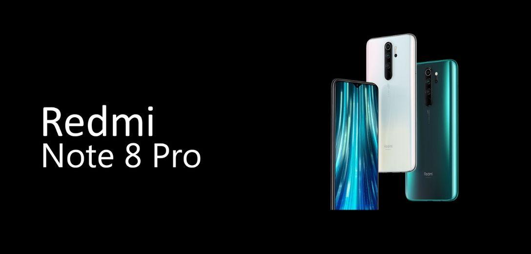 Xiaomi Redmi Note 8 Pro reacondicionado