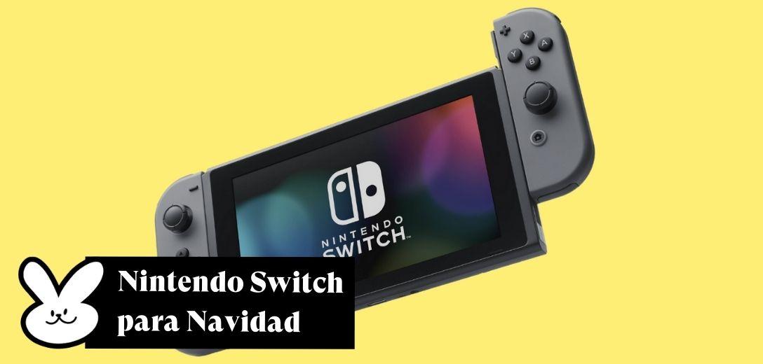 Nintendo Switch Navidad