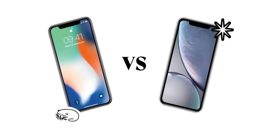 iphone x versus xr