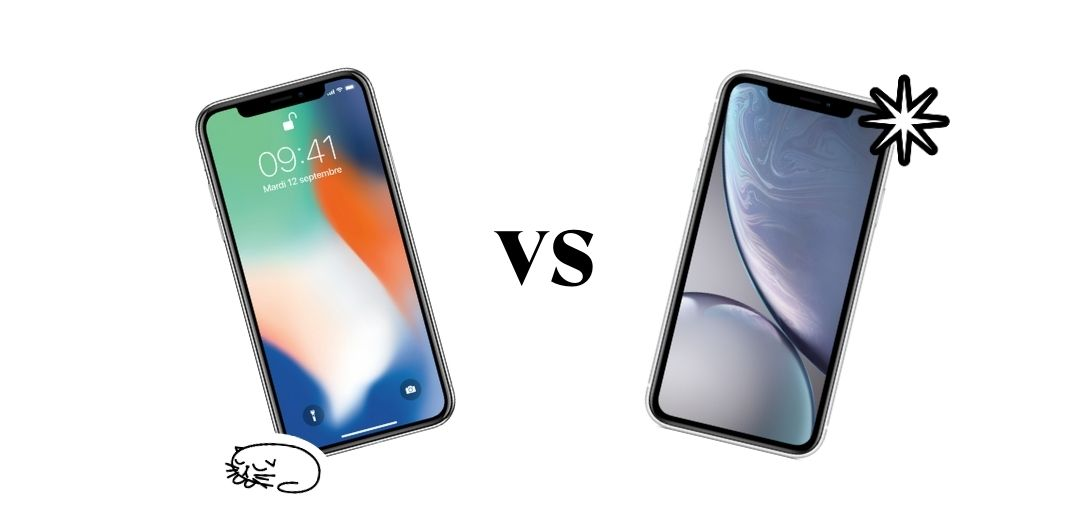 iphone XR oder iPhone X