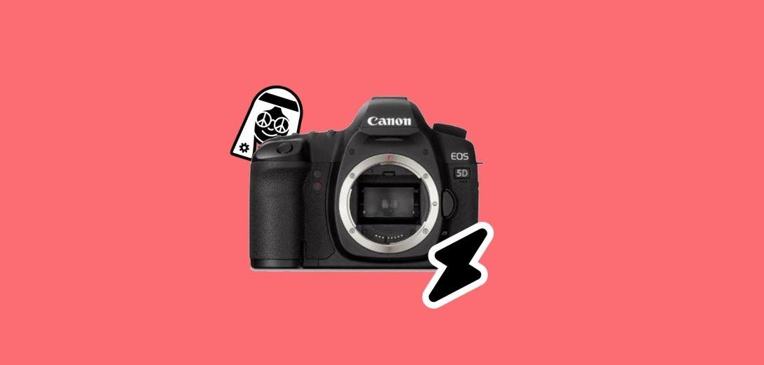 Elegir la cámara de fotos