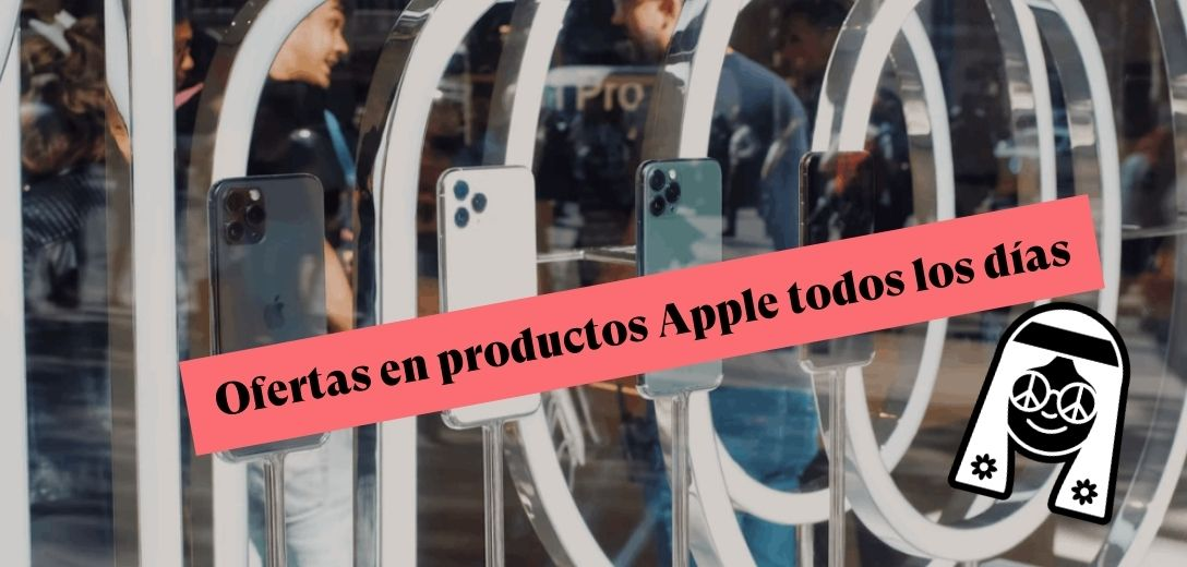 Black Friday productos Apple