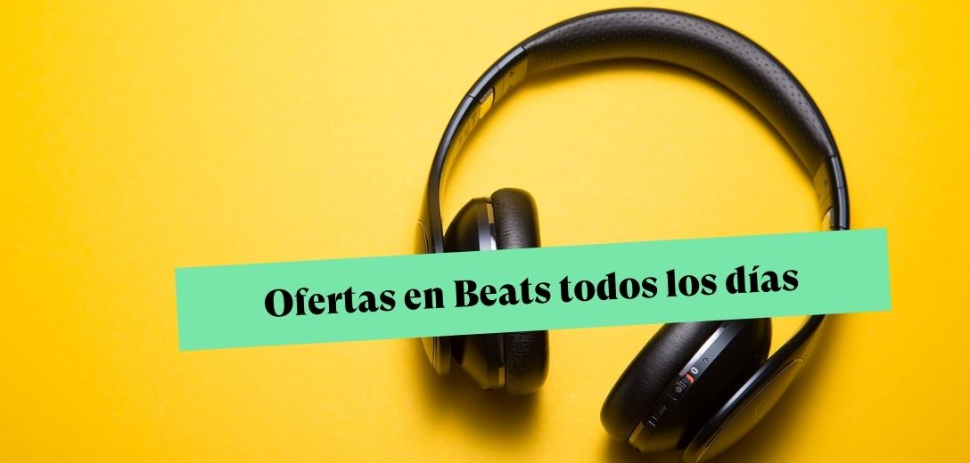 Cascos Beats Black Friday