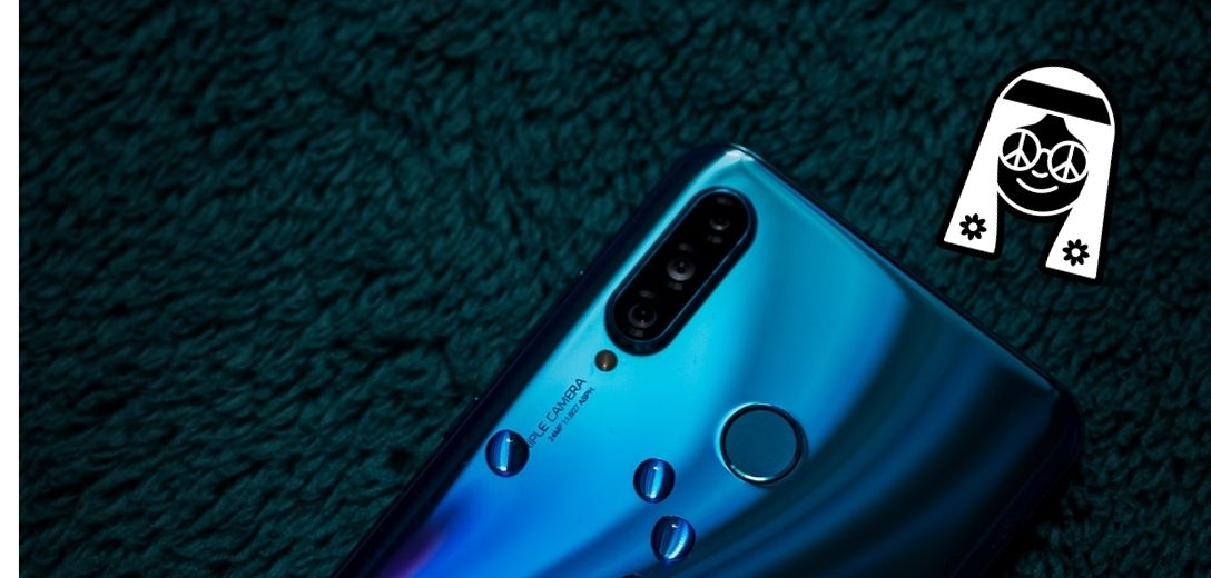 Black Friday Huawei P30 Pro Lite