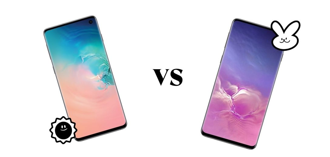 Samsung Galaxy s10 vs. Samsung Galaxy s10+