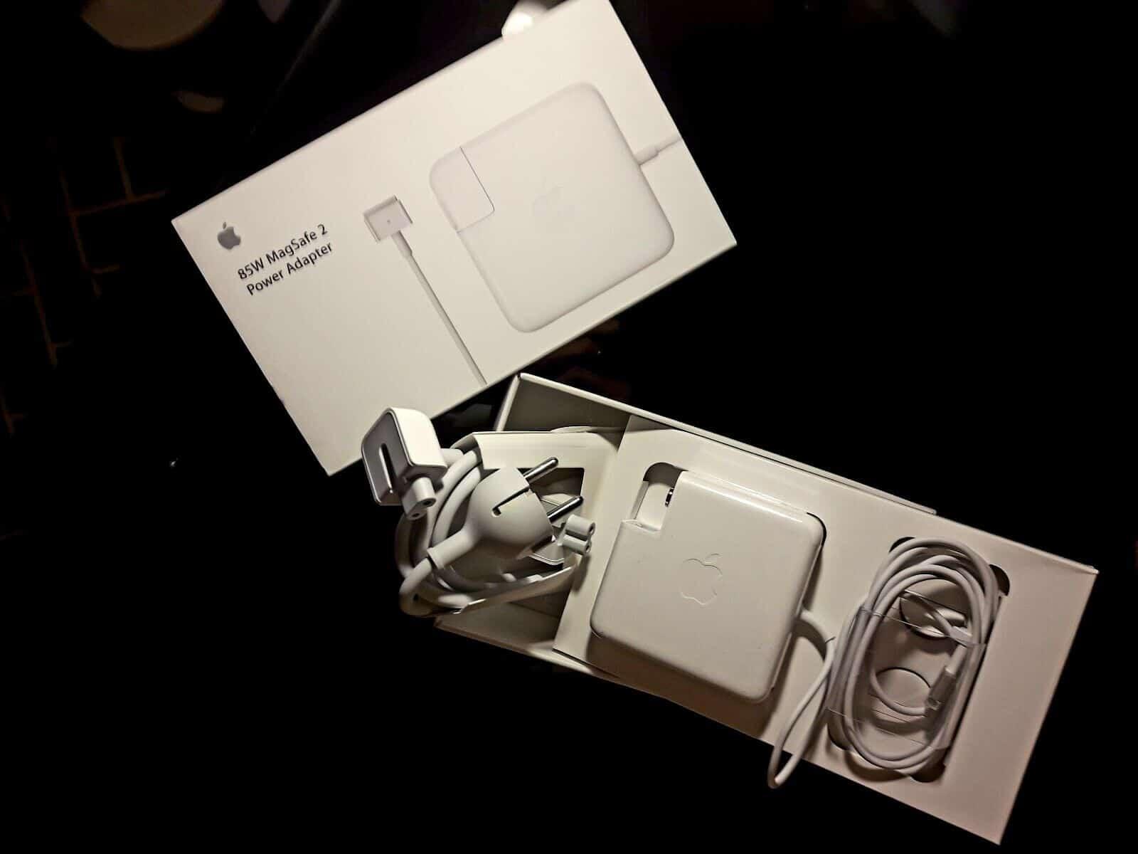 chargeurs macbooks reconditionnés