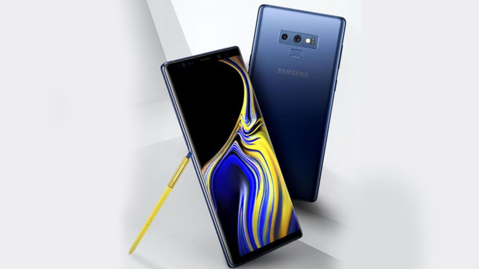 Samsung Galaxy Note 9 reacondicionados