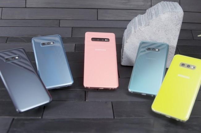 Colores Galaxy S10