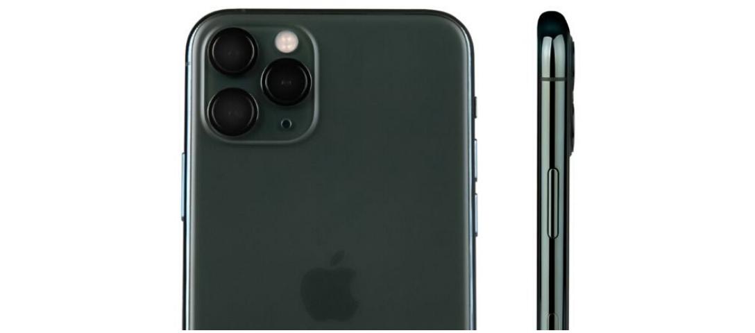 iphone 11 Pro sensores