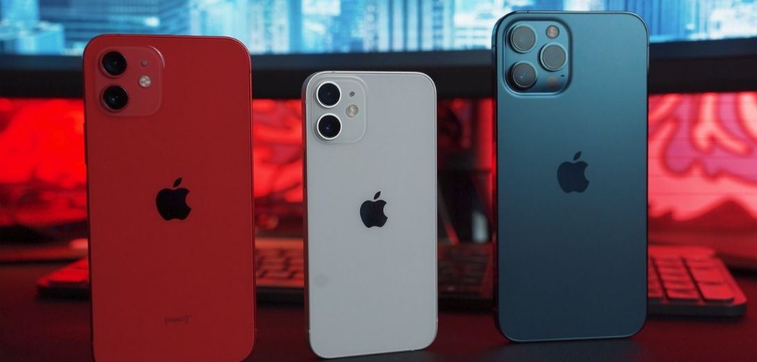couleur iphone 12