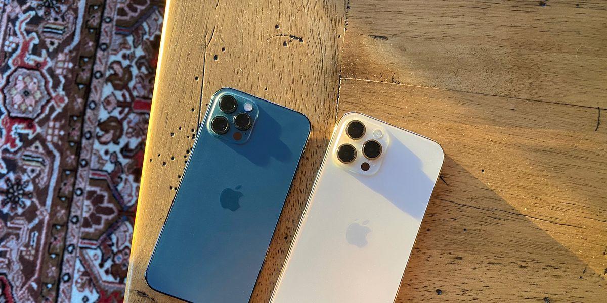 iphone 12 pro o 12 pro max camara
