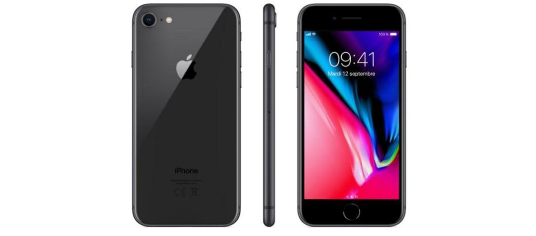 Iphone 8 von allen Seiten