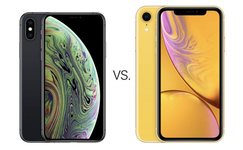 iPhone XR o iPhone XS