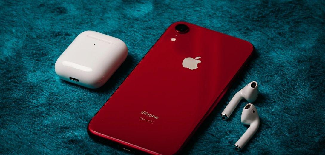 Test : iPhone XR