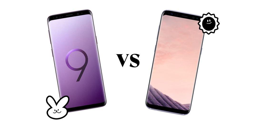 Galaxy S9 o Galaxy S8