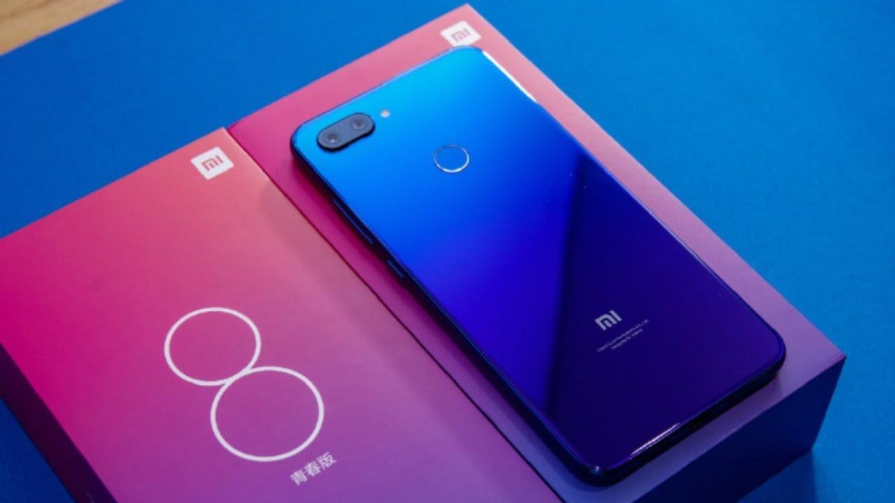 Xiaomi Mi 8 lite precio