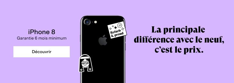 iPhone 8 reconditionné - Back Market