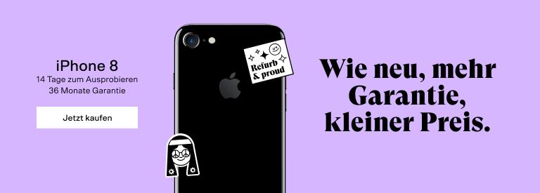 Wiederaufbereitetes iPhone 8 - Back Market