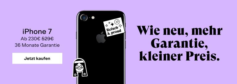 Wiederaufbereitetes iPhone 7 - Back Market