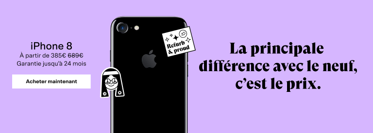 iPhone 8 reconditionné - Back Market