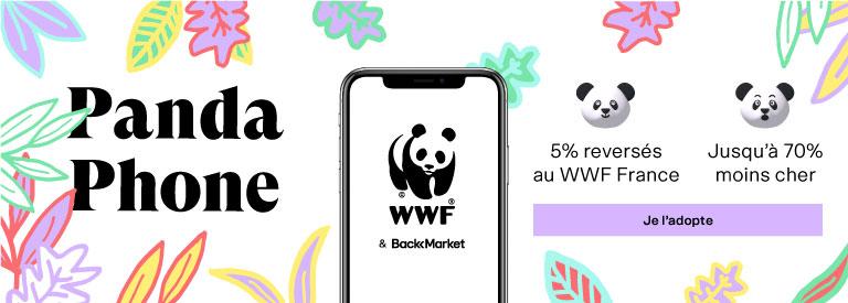 Panda Phone | Back Market x WWF