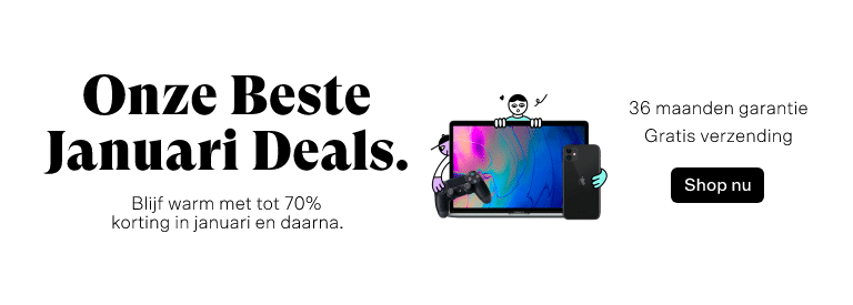 Januari deals