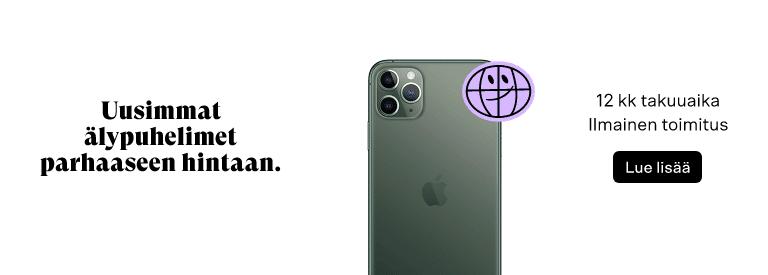 Käytetyt älypuhelimet