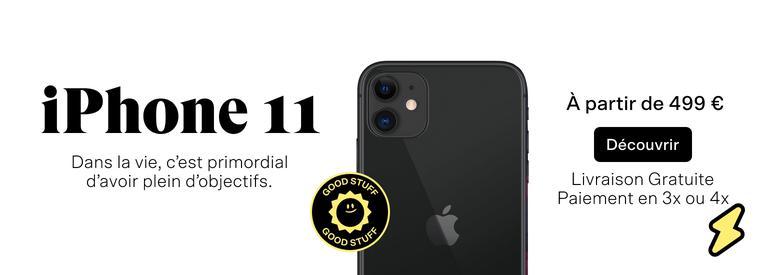 iPhone 11 499