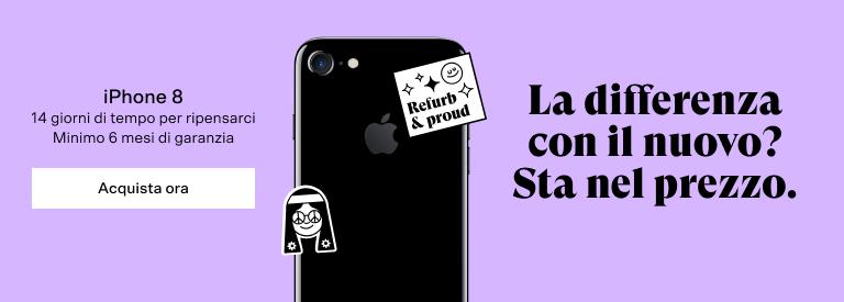 iPhone 8 ricondizionati - Back Market