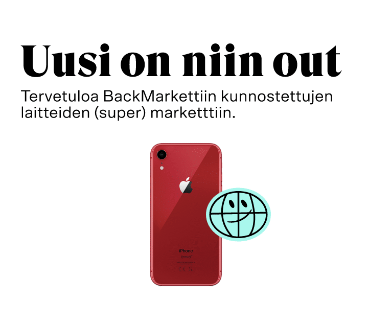 Back Market - New is old